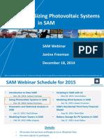 Sam Webinars