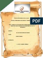 FISIOPATOLOGIA RCP ,