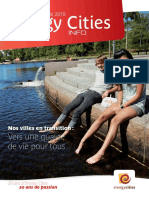 Energy Cities INFO - Edition spéciale 2010