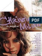 Digital Booklet - Christina Milian - So Amazin'