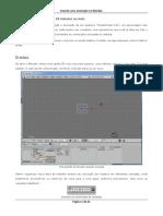 Criando uma animação no Blender com Armature