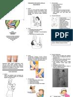 Leaflet Pijat Payudara & Oksitosin