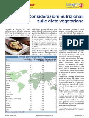 programma di dieta gm non vegetariano pdf