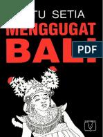 Menggugat Bali 665320