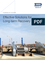 Dover Artificial Lift - Hydraulic Lift Jet Pump Brochure