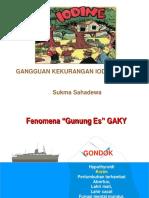Presentasi GAKY