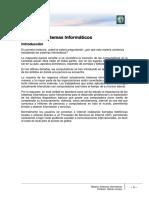 Lectura 1 - Sistemas Informáticos e Internet