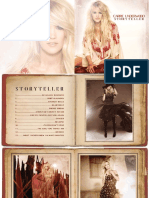 Digital Booklet - Carrie Underwood - Storyteller