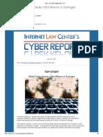 Cyber Report July 2017