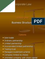 Corporate Law#1