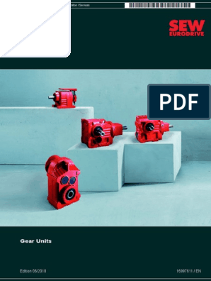 Catalogo Reductores SEW | Electric Motor | Gear on