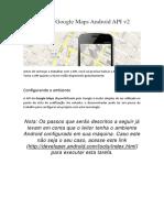 Tutorial Google Maps Android API v2