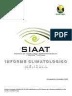Informe Climatologico SIAAT (NOVIEMBRE)