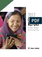 Global Report 2017