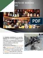 Procesamiento de Bebidas Alcohólicas