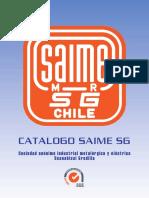 Catalogo SAIME