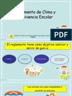 Reglamento de Clima y Convivencia Escolar estudiantes 2017.ppt