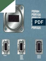 Flange PDR y PBR - Diferencias