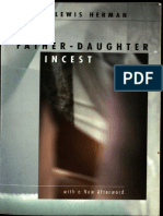 1.Father - Daughter Incest, Judith Lewis Herman