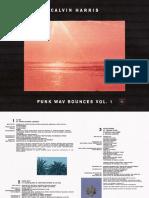 Digital Booklet - Calvin Harris - Funk Wav Bounces V.pdf