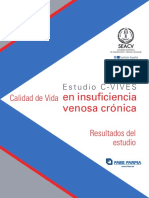 Estudio C-Vives 559 Insuficiencia Venosa