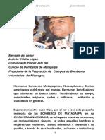 Bomberos Matagalpa, Leopoldo Villalta