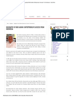 Biography of Bob Sadino_Entrepreneur Success From Indonesia _ My Article