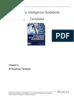 BIGuidebook Templates - BI Roadmap