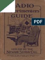 Radio Expermenters Guide