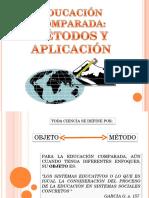 c. Método de La Educación Comparada 2011