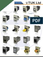Panel Mount Connectors