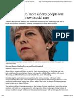 Tory manifesto