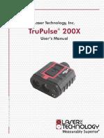 LTI TruPulse 200X User Manual.3
