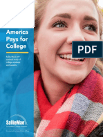 How America Pays for College 2017