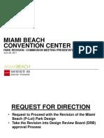MBCC P-lot Park Revision Commission Presentation 7-26-17 - Final