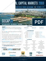 SOCAP08 One Pager