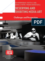 Preserving and Exhibiting Media Art- Challenges and Perspectives