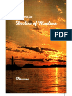 Reasons for Decline of Muslims by G a Parwez Published by Idara Tulu-e-Islam