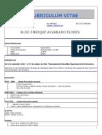 Curriculum Aldo