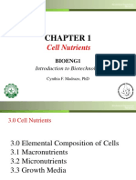 Eleche1 Cell Nutrients