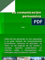 7. La Comunicación Persuasiva