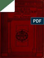 Higher Algebra-Hall & Knight Canadian Edition
