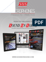 US Microphone Guide - from Sound On Sound magazine