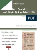 Frondizi Guido Illia