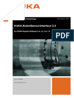 Kuka Robot Sensor Interface