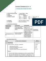 SESIÓN DE APRENDIZAJE Nº  16 EL PECADO NOS APARTA DE DIOS.docx