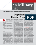 RuAF Almanac