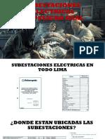 Enel y Mcal Caceres un nuevo centro generador de cáncer en el Dist. S. J. Lurigancho Lima Perú