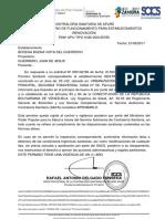 Permiso Sanitario Juan Guerrero