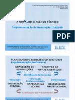 Implementação da Resolução 1025-09.pdf